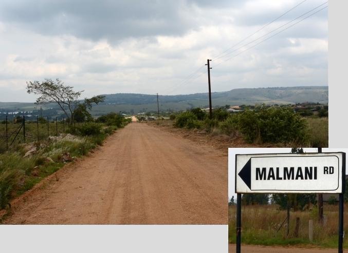 Malmani Road